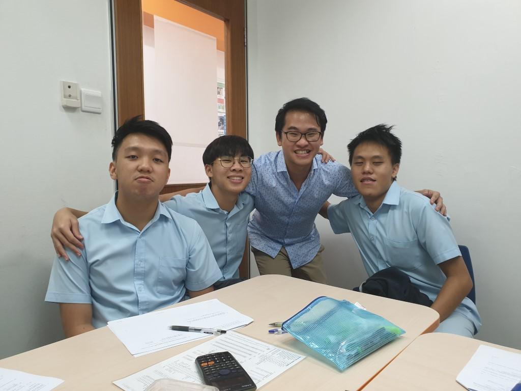 CJC Boys (Medium)